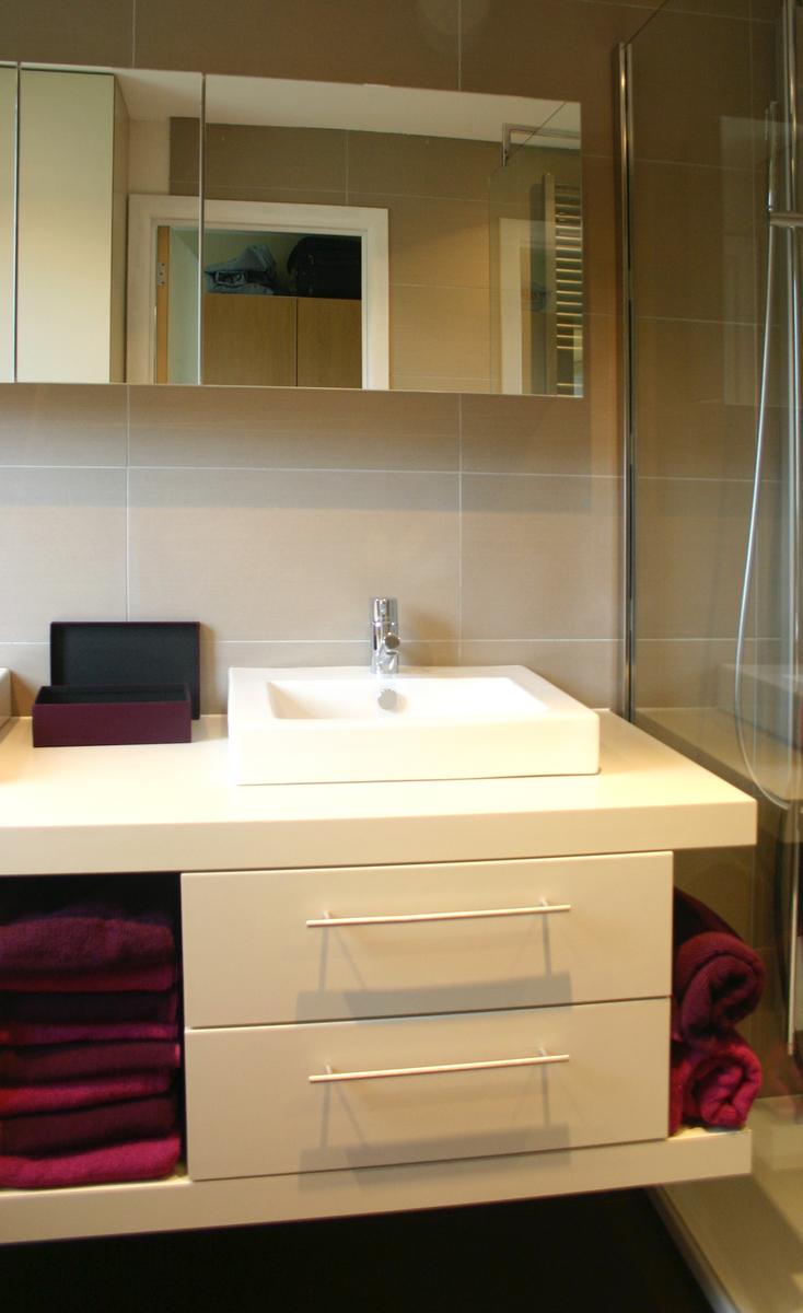 Salle De Bain Equipee ~ cuisine et salle de bain bruxelles atelier orloff mobiliers sur